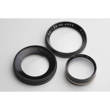 Soczewki Rolleiflex Rolleipar Proxar 2 Carl Zeiss