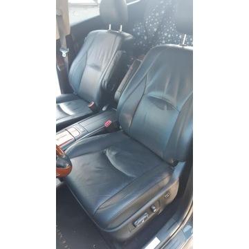 Fotel lewy Lexus RX II gen stan bdb
