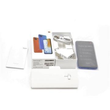 Smartfon Xiaomi Redmi 9C 2 GB /32 GB niebieski NFC