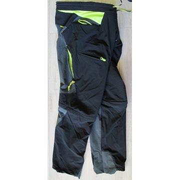 Spodnie Enduro/freeride Platzangst Crossflex, r. S
