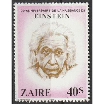 ZAIR - ALBERT EINSTEIN - 1979 - CZYSTY **