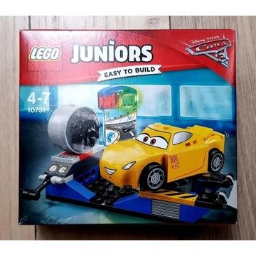 LEGO Juniors Auta Cars 10731 i 10732