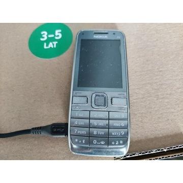 Telefon komórkowy Nokia E52
