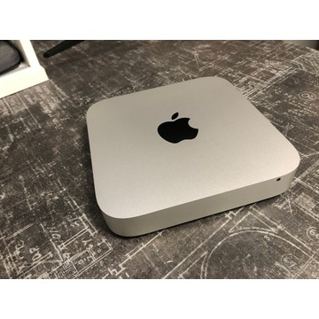 Mac mini 2014 8GB i5 2,6 GHz 500 + 128GB SSD