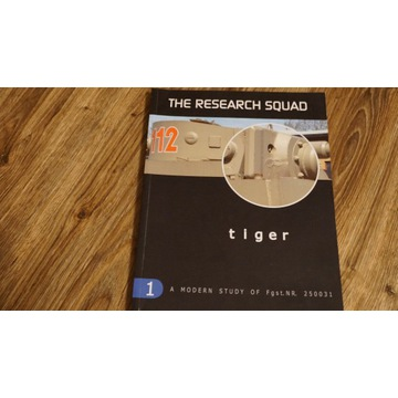 Research squad.Tiger