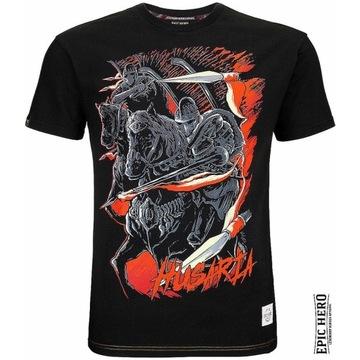 T-shirt EPIC HERO HUSARIA koszulka wyjątkowa !