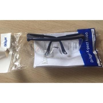 Okulary ochronne Drager X-pect 8000