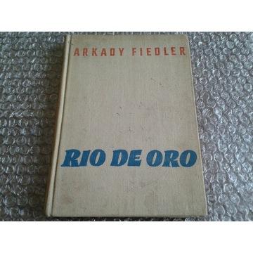 RIO DE ORO, Arkady Fiedler