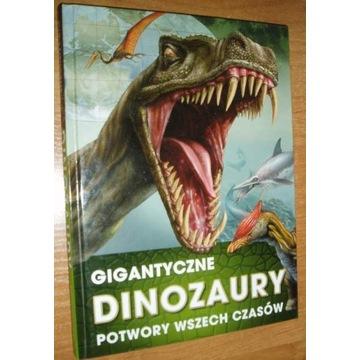 Gigantyczne dinozaury potwory wszech czasów