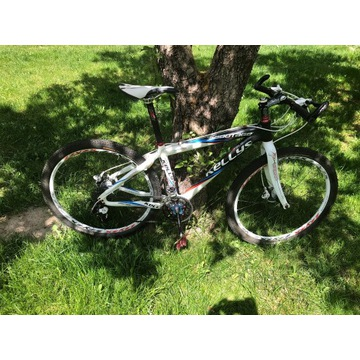 !Okazja! Rower Carbonowy Kellys,Lekki rozmiar 40cm