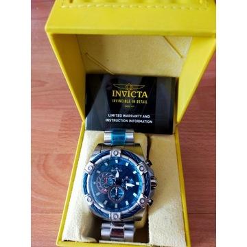 Nowy zegarek INVICTA BOLT CHRONOGRAPH model 25513