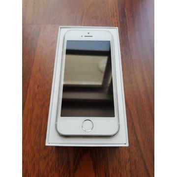iPhone 5s 16GB srebrny