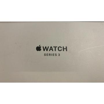 Zegarek Apple Watch Series 3 GPS komplet + paski