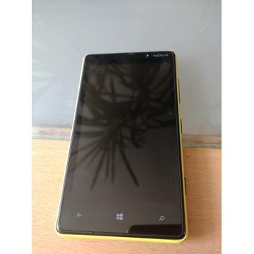 Nokia Lumia 820 (RM-825) 8 GB   sprawna poza LCD