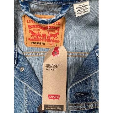 Kurtka levis vintage trucker jacket L