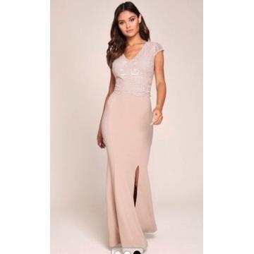 Suknia dla druhny suknia wieczorowa 40