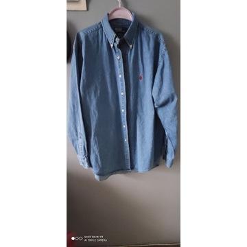Koszula jeansowa Ralph Lauren L