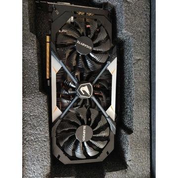 NVIDIA GeForce GTX 1080 8GB AORUS Gwarancja