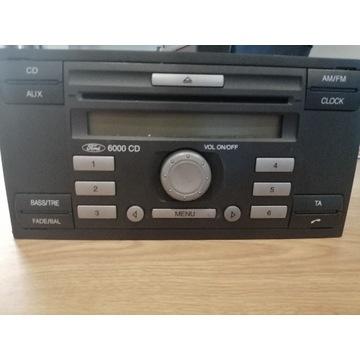 Radio samochodowe ford Focus