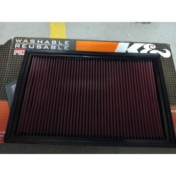 Sportowy Filtr KN do Audi A3 8P 3.2 V6/Golf 5 R32