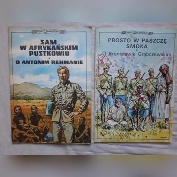 Polscy podróżnicy o A. Rehmanie i o Grąbczewskim