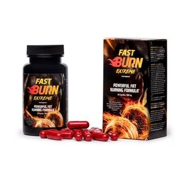 Fast Burn Extreme !  Spalacz Tłuszczu !