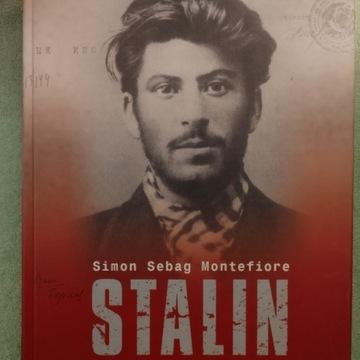Stalin młode lata despoty. Simon Sebag Montefiore.