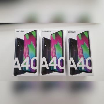 Samsung Galaxy A-40 SM-A405FN/DS Nowe Samsung PL