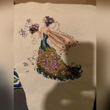 Nora Corbett Cross Stitch