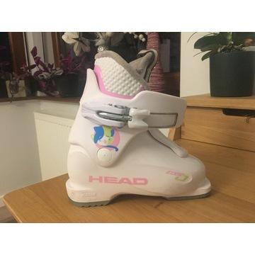 Buty narciarskie Head Edge J dla dziewczynki