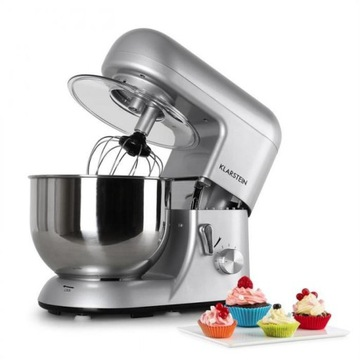 Klarstein Bella Argentea Mikser robot kuchenny