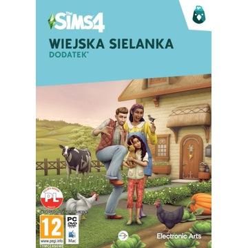 The Sims 4 Wiejska Sielanka + Wszystkie Dodatki