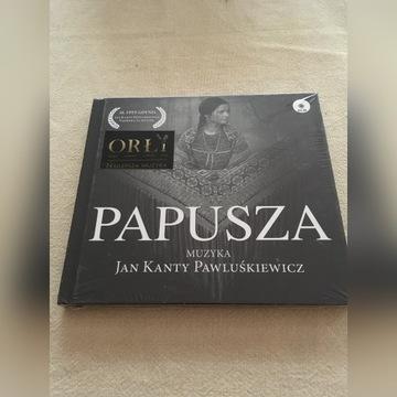 PAPUSZA Jan Kanty Pawluśkiewicz 2CD folia