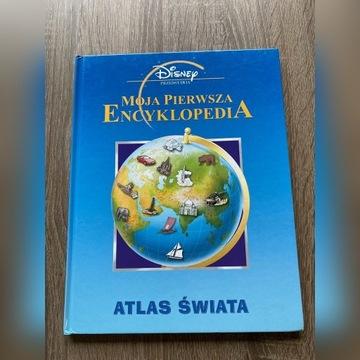 Moja pierwsza encyklopedia - Atlas Świata