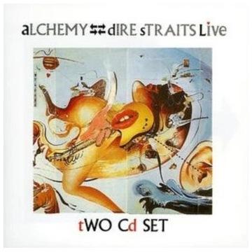 Dire Straits, Alchemy nowy w folii