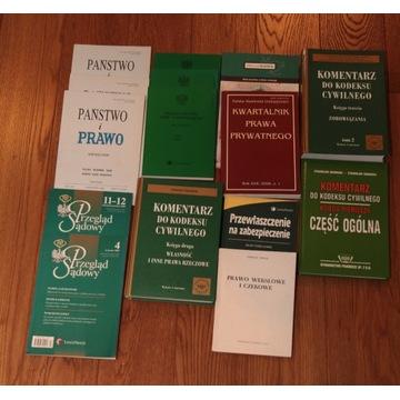 Książki z zakresu prawa