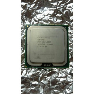 Intel Celeron 1,6GHz FSB800