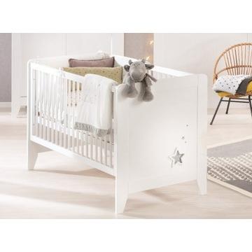Noukie's łóżeczko dziecięce kolekcja gwiezdny pył