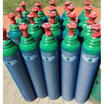 Butle atgon mix mieszanka Ar+CO2 8 litrów