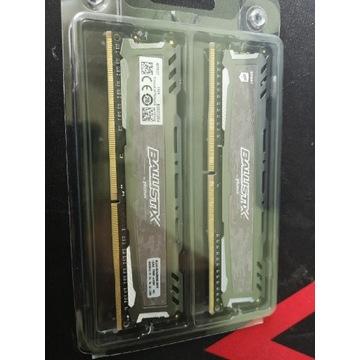 Balistix Sport LT Gray 16GB DDR4 3000mhz
