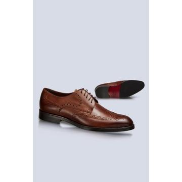 Klasyczne buty typu derby VISTULA Lawther roz. 41