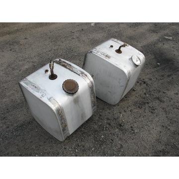 baki aluminiowe z agregatów thermo king carrier