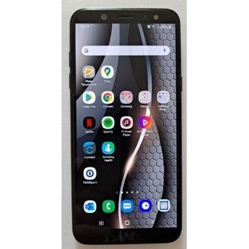 Samsung Galaxy A6 32 GB 4G LTE SM-A600FN/DS Black
