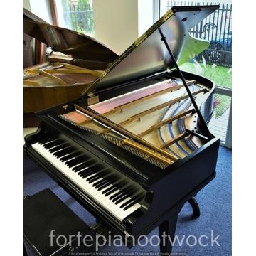 Fortepian Maseckiego - zbudowany na zamówienie