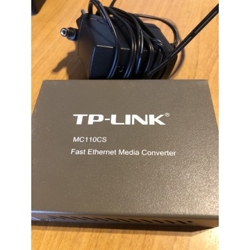 Media Konwenter tp link MC110CS