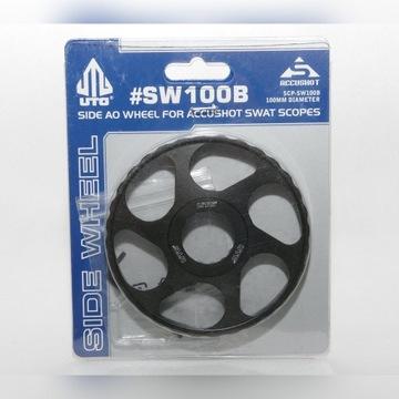 UTG SW100B Leapers Kółko boczne paralaksy 100mm
