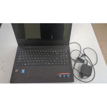 Laptop Lenovo Ideapad 100-15ibd uszkodzony