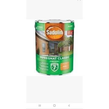 Sadolin Classic Hybrydowy Piniowy 2,5L