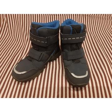 Chłopięce buty za kostkę-r.36