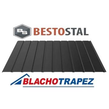 BLACHA TRAPEZOWA T8 - OCYNK+RAL, BLACHOTRAPEZ